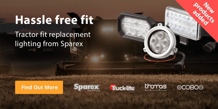 Tractor Fit LED